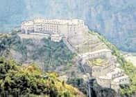 Forte di Bard -  a Bard (Valle d'Aosta)