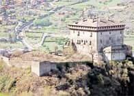 Castello di Verrès -  a La Tour / Verrès (Valle d'Aosta)