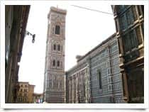 Campanile di GiottoTorre Campanaria della Cattedrale di Firenze a Firenze