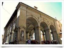 Loggia del Mercato Nuovo - o Loggia del Porcellino Firenze (Toscana)