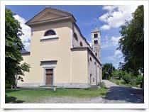 Chiesa Parrocchiale di San Giorgio Martire -  San Giorio di Susa (Piemonte)