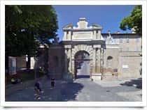 Porta Valbona -  a Urbino (Marche)