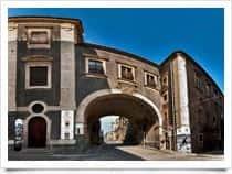 Monastero San Benedetto -  a Catania (Sicilia)