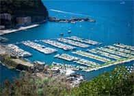 Porticciolo di Nisida, Ormeggio Se.Na. - Napoli - Porticciolo turistico a Napoli (Campania)