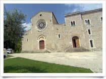 Abbazia di Valvisciolo -  a Sermoneta (Lazio)
