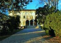 Museo Civico di Abano Terme, Villa Bassi Rathgeb - già villa Dondi dell'Orologio poi Zasio a Abano Terme