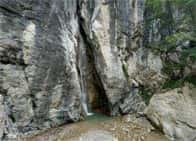 Cascata Cenghen - Area per passeggiate, a Abbadia Lariana