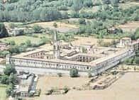 Badia Morronese o Abbazia Celestiniana - Abbazia di Santo Spirito al Morrone a Sulmona (Abruzzo)