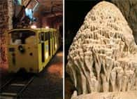 Grotta Santa Barbara - , a Miniera San Giovanni / <span class=&#39;notranslate&#39;>Gonnesa</span> (Sardegna)