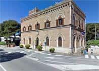 Stazione di Castiglioncello -  a Rosignano Marittimo