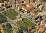 Arco di Augusto - di epoca romana - I secolo a.C. a Rimini (Italia)