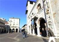 Palazzo del Broletto - sede originaria, in epoca medievale, del Comune della città di Como a Como