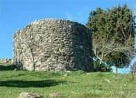 Castello di Buccheri - ruderi, a Buccheri (Sicilia)
