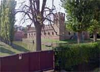 Castello Manzoli -  a San Martino in Soverzano / Minerbio (Emilia Romagna)