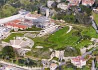 Santuario di Ercole Vincitore - Sito archeologico a Tivoli (Lazio)