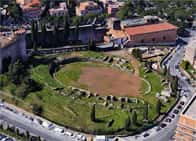 Anfiteatro di Bleso - Sito archeologico, a Tivoli