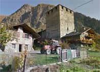 Castello di &Eacute;cours - , a &Eacute;cours / <span class=&#39;notranslate&#39;>La Salle</span> (Valle d&#39;Aosta)