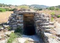 Pozzo sacro di Funtana Coberta - Sito archeologico nuragico, a Ballao (Sardegna)