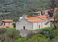 Chiesa San Leonardo -  a Bessude (Sardegna)