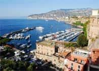 Imbarchi per Capri, Ischia, Porto di Napoli Porto di Sorrento - Sorrento  (NA) - Campania