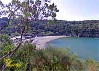 Spiaggia di San Montano -  a Lacco Ameno (Campania)