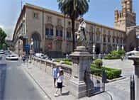 Palazzo Arcivescovile a Palermo