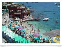 Bagni di Tiberio - Stabilimento balneare, a Marina Grande / Capri (Campania)