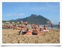 Spiaggia di SabaudiaSpiaggia a Sabaudia