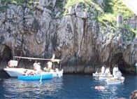 Grotta Azzurra -  Anacapri (Puglia)