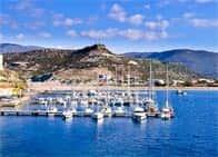 Marina di Bosa - Porticciolo turistico a Bosa (Sardegna)