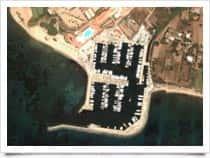 Marina di Capitana - Porticciolo turistico a Quartu Sant'Elena (Sardegna)