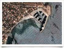 Marina di Perd'e sali - Porticciolo turistico, a Sarroch (Sardegna)