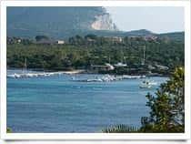 Marina di Porto Conte - Porticciolo turistico a Alghero (Sardegna)