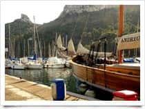 Marina Piccola - Porticciolo turistico a Cagliari (Sardegna)