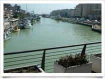 Porto di Bellaria - Porticciolo turistico, a <span class=&#39;notranslate&#39;>Bellaria-Igea Marina</span> (Emilia Romagna)