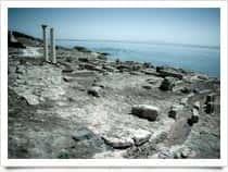Area Archeologica di Tharros -  a San Giovanni di Sinis / Cabras (Sardegna)