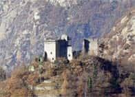 Castello Superiore -  Arnad (Valle d'Aosta)