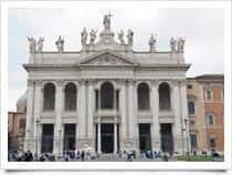 Basilica di San Giovanni in LateranoCattedrale della Diocesi di Roma a Roma