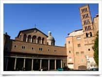 Basilica dei Santi Giovanni e Paolo a Roma