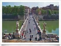 Ponte Elio o Ponte Sant'Angelo - , a Roma (Lazio)