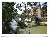 Ponte Fabricio o Ponte dei Quattro Capi - , a Roma (Lazio)