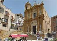 Chiesa del Purgatorio o di San Lorenzo -  a Agrigento (Sicilia)