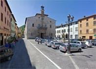 Palazzo Pubblico o Palazzo Comunale -  a Cagli (Marche)