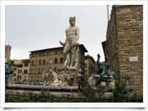 Fontana del Nettuno -  Firenze (Toscana)