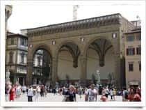 Loggia della Signoria - o Loggia dei Lanzi Firenze (Toscana)