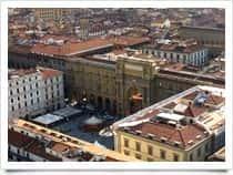 Piazza della Repubblica -  Firenze (Toscana)