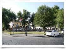 Piazza San Marco -  a Firenze (Toscana)