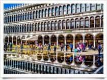 Piazza San Marco - Il salotto dei veneziani