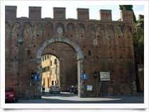 Porta Ovile a Siena