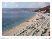 Spiaggia di Bergeggi Bagni - Spiaggia a Bergeggi (Liguria)